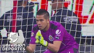 Revive todos los penales de la final de Copa entre Chivas y Monarcas