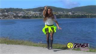 Warm up Zumba - Calentamiento Zumba - I'm an albatraoz - Meli Espinoza Instructora Zumba Fitness