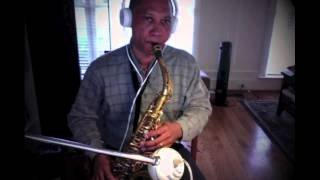 Kenny Rogers - She Believes in Me - (saxophone cover)
