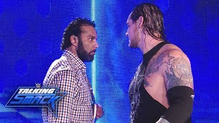 WWE Champion Jinder Mahal confronts the new Mr. Money in the Bank: WWE Talking Smack, June 18, 2017