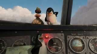 Madagascar 2 : Air Penguin (Crash Landing Scene)
