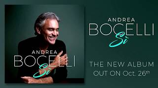 Andrea Bocelli - Sì - the new album