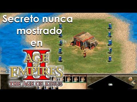 Secreto NUNCA mostrado en Age Of Empires 2 NO es un truco