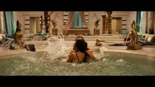 Kissing Scene:Hathor(Elodie Yung)& Horus(Nikolaj Coster-Waldau)- 2016 movie clip gods of egypt