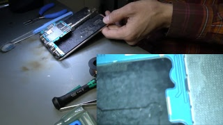 Vertu Ti charger port/разьем зарядки (fix/ремонт)