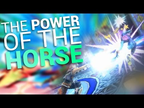 Xxx Mp4 The Power Of The HORSE Twitch Highlights 5 Super Smash Bros Wii U 3gp Sex