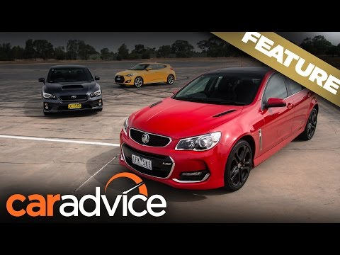 Front-wheel-drive v rear-wheel-drive v all-wheel-drive | A CarAdvice Feature