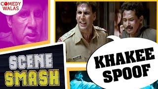 Khakee Spoof || Akshay Kumar Wants Anda Bhurji || Scene Smash ||#Comedywalas