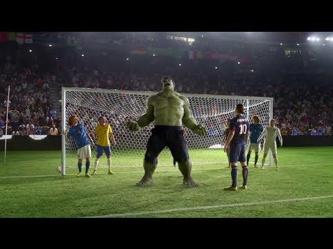 BEST COMMERCIAL EVER Nike Football Winner Stays ft Ronaldo Neymar Hulk Rooney Iniesta etc