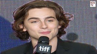 Call Me By Your Name Shocking Peach Scene Timothee Chalamet Reaction