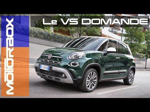 Nuova Fiat 500L 2017 restyling Le vostre domande