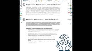 Politique et procédures de communication