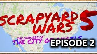 $500 PC TEAM BATTLE - Scrapyard Wars Season 5 - Ep2