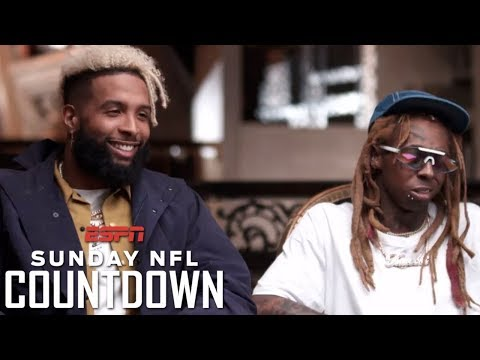 Xxx Mp4 Odell Beckham Jr And Lil Wayne Open Up On Their Careers Achievements And Relationship NFL 3gp Sex