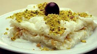 Gullac Recipe - Turkish Ramadan Dessert