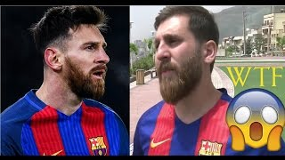 [AWESOME] | It looks like messi 100%