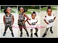 Download Video Download Morning Hairstyling Routine Now With Two Kids | Children's Natural Hair Care 3GP MP4 FLV