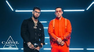 Daddy Yankee & Anuel AA - Adictiva (Video Oficial)