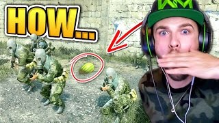 BEST HIDING SPOTS IN THE GAME!!! - Call of Duty PROP HUNT *LIVE* (NEW MODE)