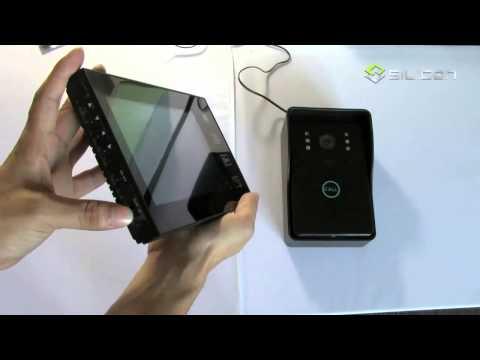 WIRELESS VIDEO DOOR PHONE skype ID: anna.circuit