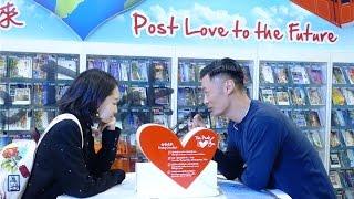 我们相爱吧之爱有天意 EP3 宇宙CP登太平山 周冬雨教余文乐河北话 160404