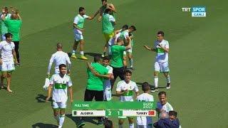 أهداف مباراة الجزائر 2-1 تركيا | دورة ألعاب التضامن الإسلامي 2017 الجولة الأولى