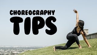 How To Choreograph A Lyrical Dance I @MissAuti