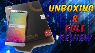 Symphony Xplorer Zvii Unboxing & Review