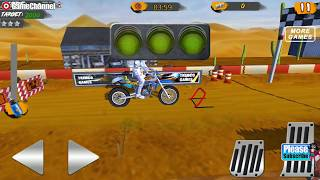 AEN Dirt Bike Racing 2017 / Stunt Bike Simulator / Motor Games / Android Gameplay Video #2