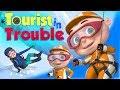 Zool Babies Series - Tourist Rescue   Cartoon Animation For Children   Videogyan Kids Shows