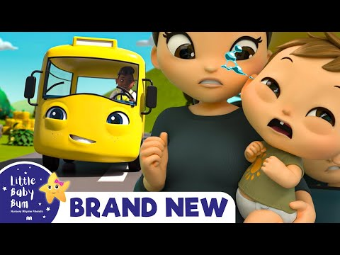 Xxx Mp4 Buster S Wheels On The Bus BRAND NEW More Nursery Rhymes Kids Songs Little Baby Bum 3gp Sex