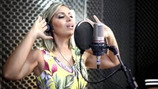 Walkyria Santos - Deixe Ele Saber (Caixa Di Musica Estudio) Isaac Costa
