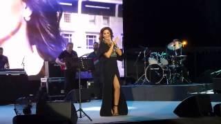 Elissa   Awel marra  اليسا   اول مرة   Live  Beirut Holidays 2014