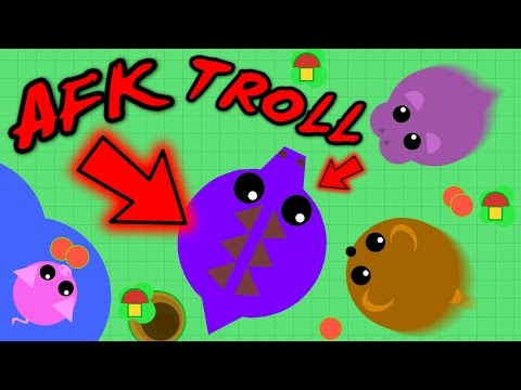 MOPE.IO AFK TROLLING | Mope.io BIGGEST TROLLING EVER | Funny Moments | MOPE.IO NEW UPDATE (Mope.io)