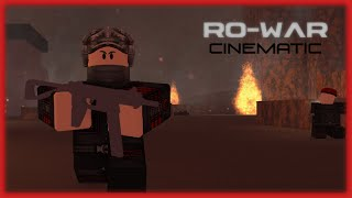 RO-WAR - Cinematic Trailer