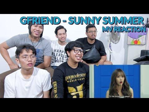"Download Lagu ""MUSIM PANAS KAPAN BERAKHIR ?"" | GFRIEND - SUNNY SUMMER MV REACTION MP3"