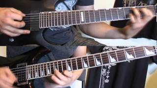 All That Remains -Two Weeks (Dual Guitar Cover)