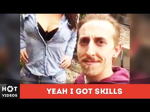 Xxx Mp4 Yeah I Got Skills Умелец 80 LVL HOT VIDEOS Смотреть видео HD 3gp Sex
