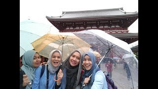 #MINIVLOG# SILLY SISTER GOES TO JAPAN EP1
