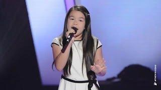 Trinity Sings Loving You | The Voice Kids Australia 2014