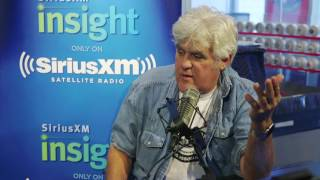 Jay Leno On Trump at the White House Correspondents Dinner // SiriusXM Insight
