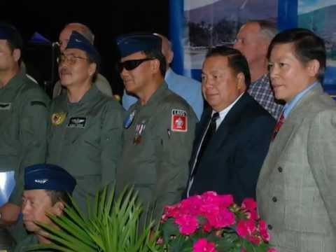 Hmong Pilots Recognition 2012 Part 2
