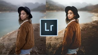 How to Edit Like @gerard_moral Instagram Lightroom Editing Tutorial Moody Faded Portraits