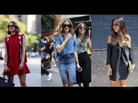 2016 İlkbahar-yaz sokak tarzı moda trendleri