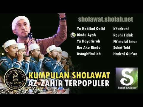 Download Kumpulan Sholawat Az-Zahir Terpopuler 2018 (PART 1) free