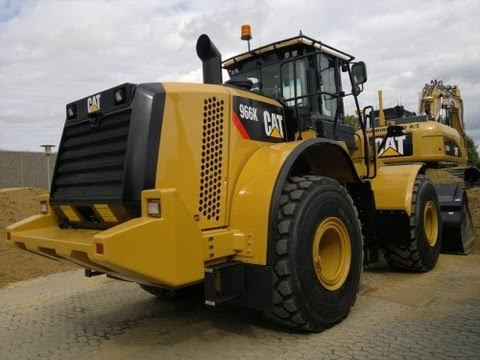 New Cat 966K Walk Around
