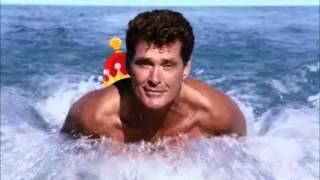 Hassle Hoff Saves SpongeBob and Patrick