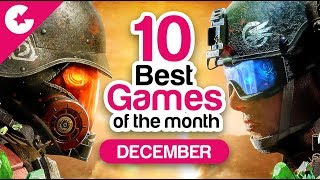 Top 10 Best Android/iOS Games - Free Games 2018 (December)