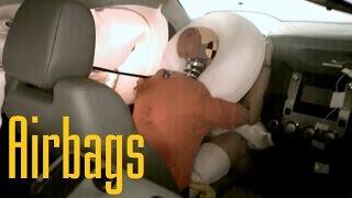 Airbags - Toyota Crash Tests