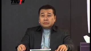 Pdt DR Erastus Sabdono - Membedah Mengenai Kutuk 1
